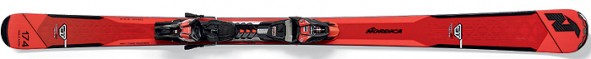 5. Nordica GT Speedmachine 80 FDT