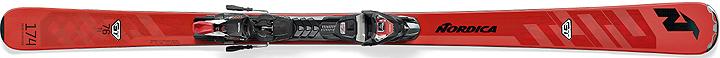 10. Nordica GT 76 TI FDT