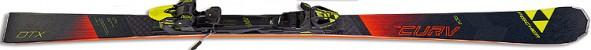 4. Platz: Fischer RC4 The Curv DTX