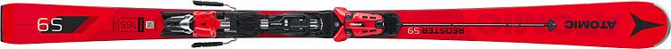 4. Platz: Atomic Redster S9