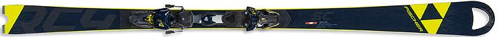 3. Fischer RC4 Worldcup SC Curv Booster