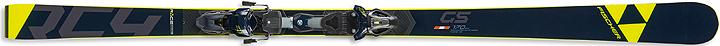 2. Fischer RC4 Worldcup GS Jr. Curv Booster