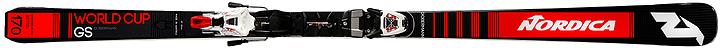 7. Nordica Dobermann GS Race Plate