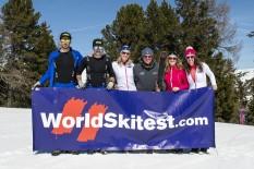 TourenSkitest 2019 - Innerkrems, Kärntner Nockberge Trail